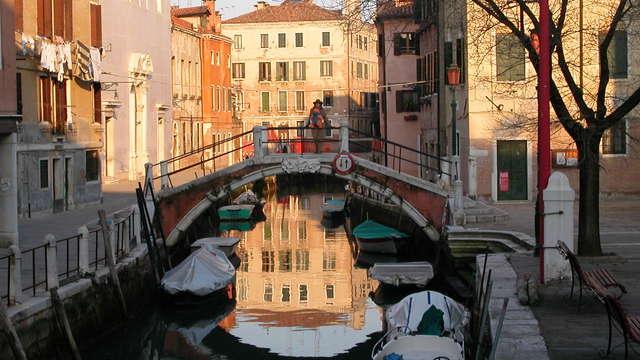 Soggiorno in un palazzo storico nel cuore di Venezia a 2 passi da Piazza San Marco