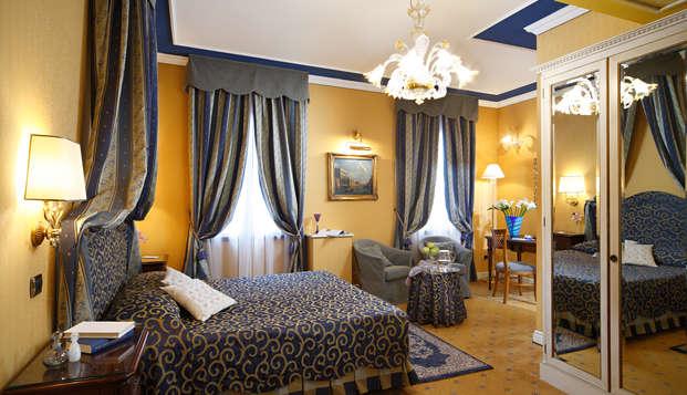 Soggiorno in un palazzo storico nel cuore di Venezia a due passi da Piazza San Marco