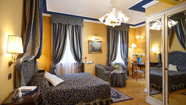 Estancia en un palacio histórico en el corazón de Venecia a dos pasos de la Plaza de San Marcos