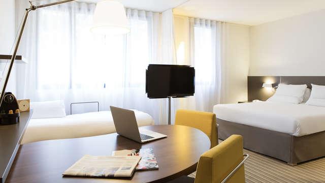 Novotel Suites Paris Rueil Malmaison - -