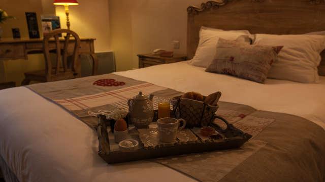 Hotel Bristol - Montbeliard - breakfast au lit