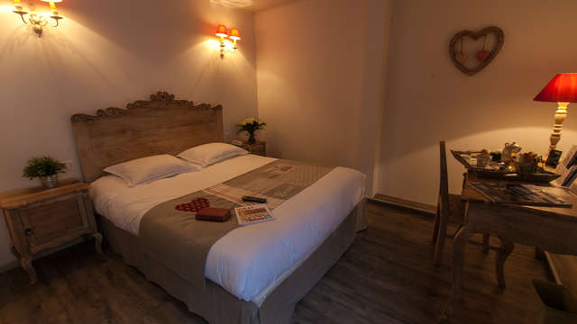 Hotel Bristol - Montbeliard - chambre-superieure