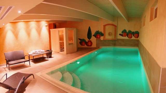 Hotel Bristol - Montbeliard - piscine