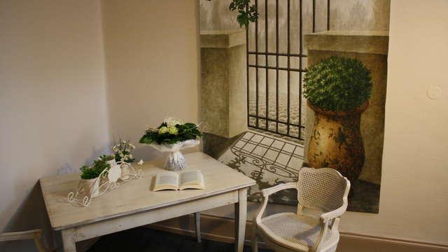Hotel Bristol - Montbeliard - entry