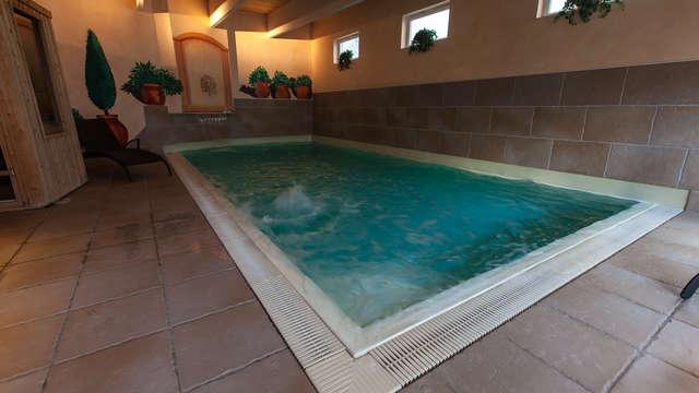 Hotel Bristol - Montbeliard - piscine-interieure