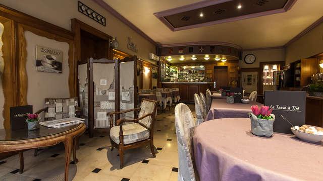 Hotel Bristol - Montbeliard - pdj