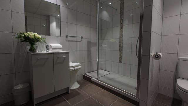 Hotel Bristol - Montbeliard - sdb