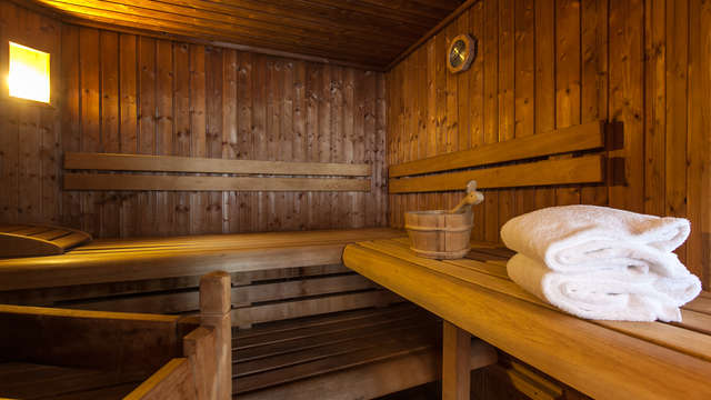 Hotel Bristol - Montbeliard - sauna