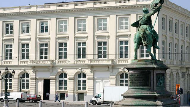 Toegangsbewijs voor museum van Magritte voor 2 volwassenen