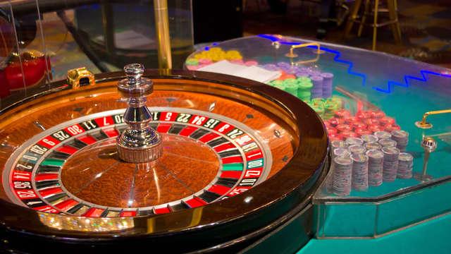 Entrée au Casino pour 2 adultes