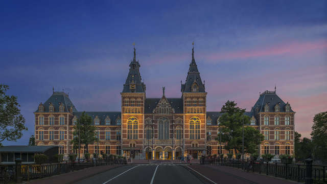 1 Croisière et visite du Rijksmuseum pour 2 adultes