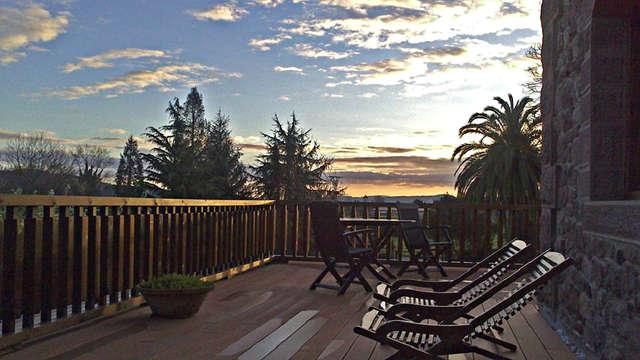 Escapada en una encantadora casa de campo de Cantabria