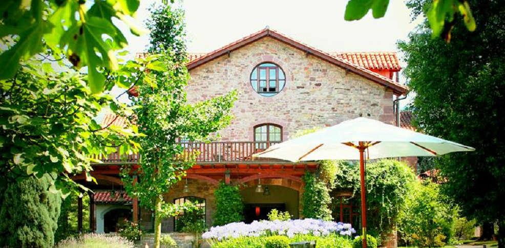 Hotel jard n de carrejo 3 carrejo espagne for Hotel jardin de carrejo