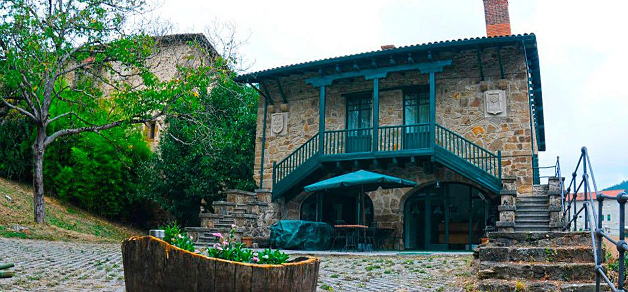 Week-end avec détail de bienvenue au Pays Basque
