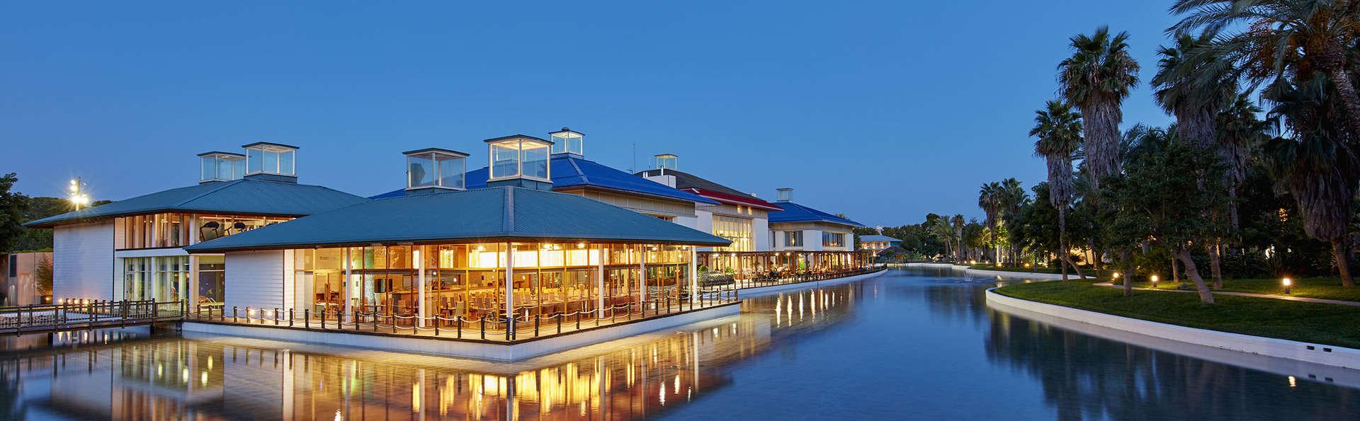 PortAventura Hotel Caribe Salou Espagne - Hotel caraibes port aventura