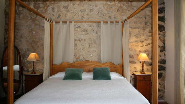 1 noche en suite estándar vista a la montaña para 2 adultos