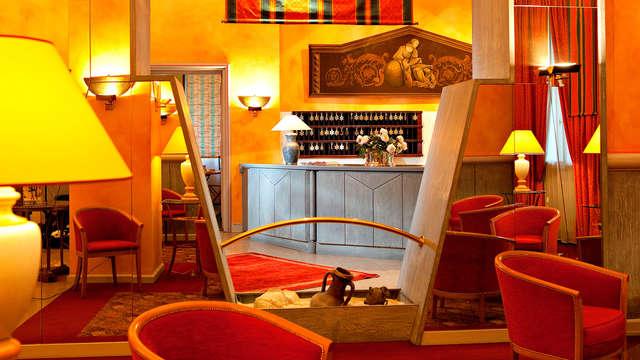 Hotel Globe et Cecil - RTQ lounge