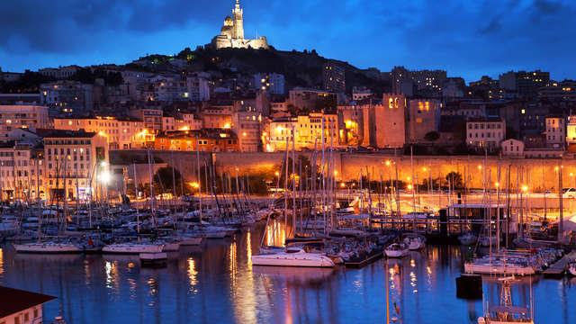 Hotel Marseille Charles - marseille