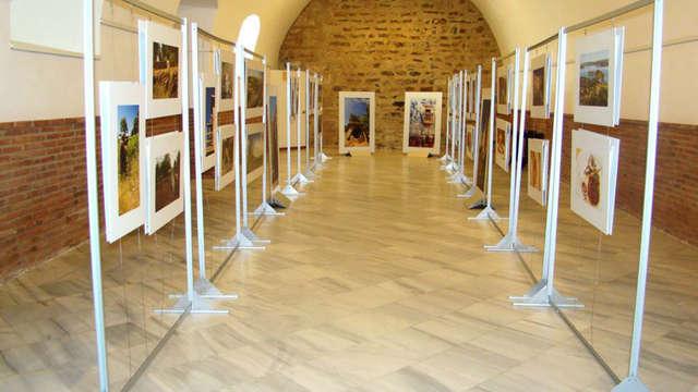 Entrada para el Museo de etnografía de Oliveza