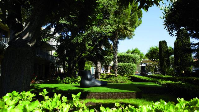 Newhotel Bompard La Corniche - jardin -bompard