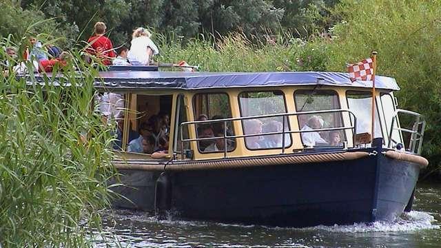 1 Croisière en bateau pour 2 adultes