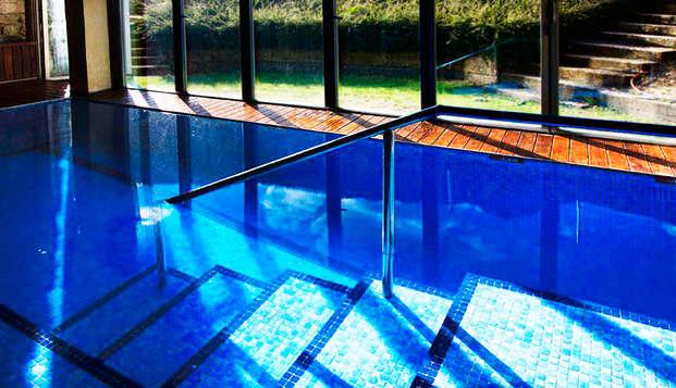 Escapada con acceso a la piscina climatizada cerca de Vielha