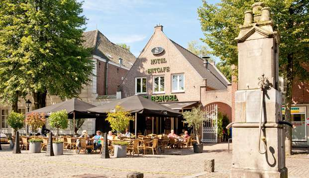 Hotel De Bengel - RTQ front