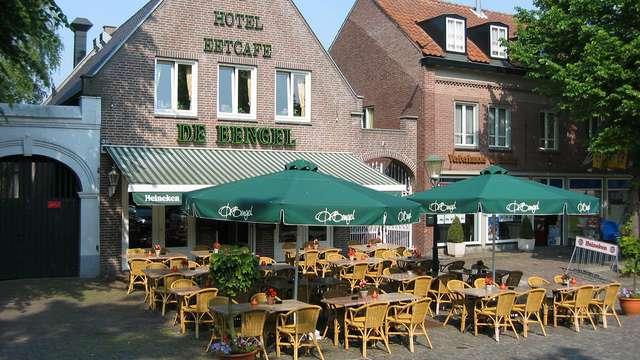 Hotel De Bengel - RTQ terrace