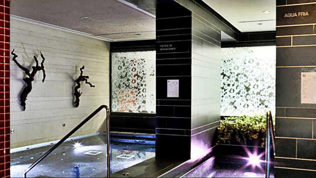Acceso al spa Mercedes Centro Deportivo para 2 adultos