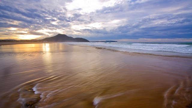 Paisajes del Norte: Escapada en primera linea de playa de Santoña