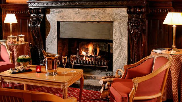 Najeti Hotel Chateau Tilques - common