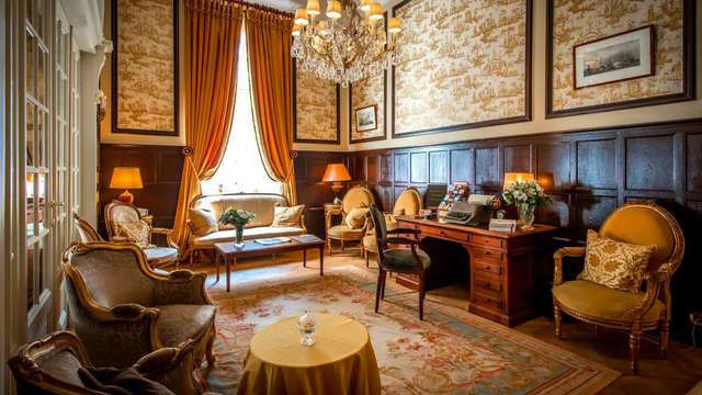 Séjournez 3 nuits dans l'hôtel le plus romantique de Bruges (1 nuit gratuite)