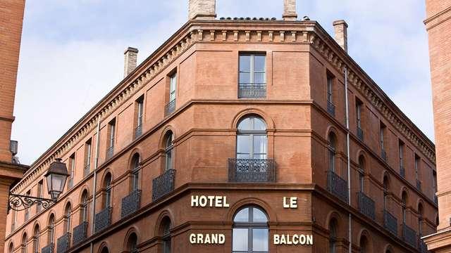 Hotel Le Grand Balcon - OUTSIDE-VUE- x
