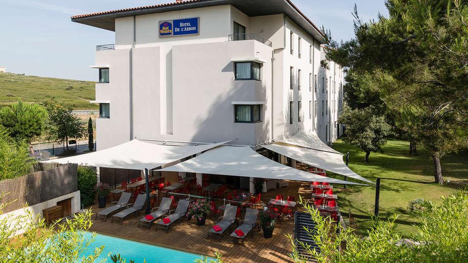 Best Western Plus Hôtel de l'Arbois - edit_bp-arbois-facade-005.jpg