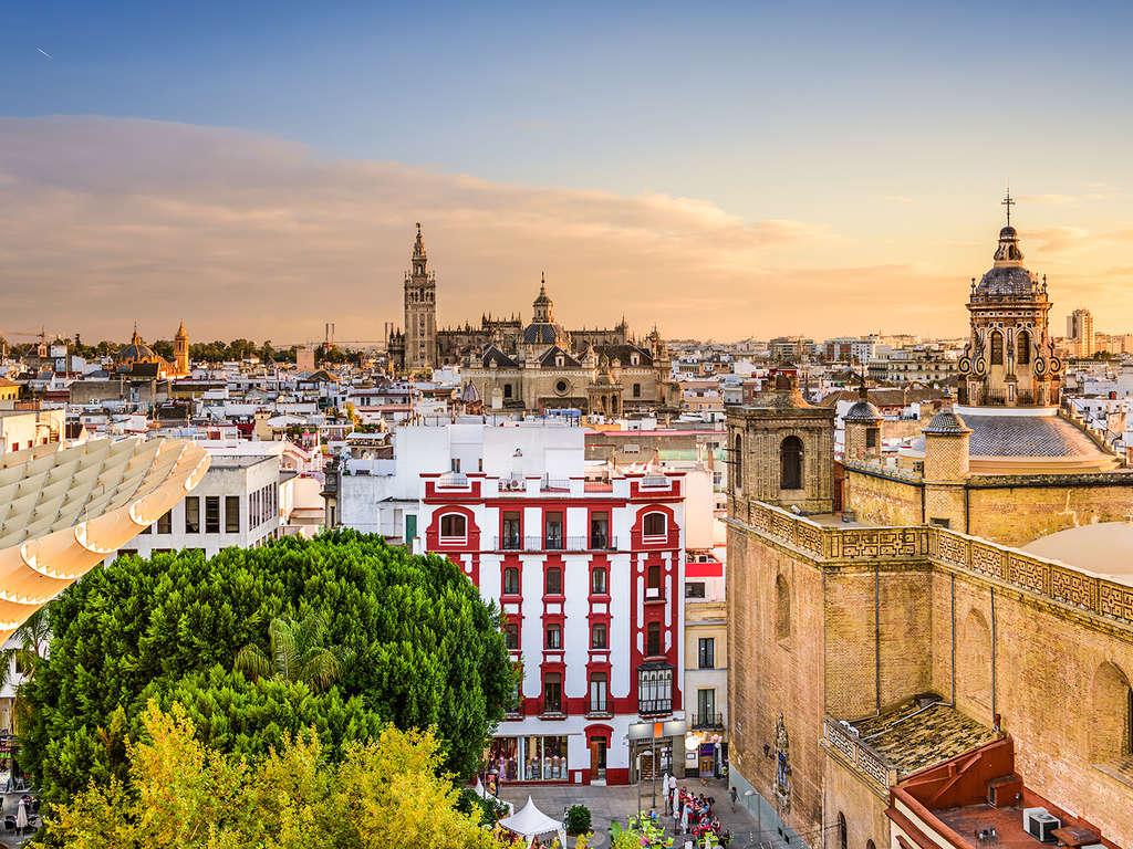 Séjour Seville - Échappez-Vous dans le centre de Séville en appart hôtel avec petit-déjeuner inclus  - 3*
