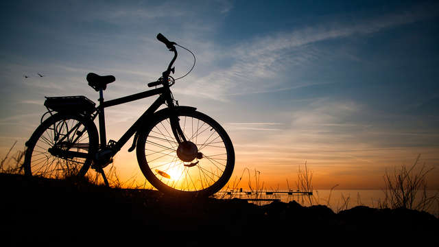 Huur van fiets voor 2 volwassenen