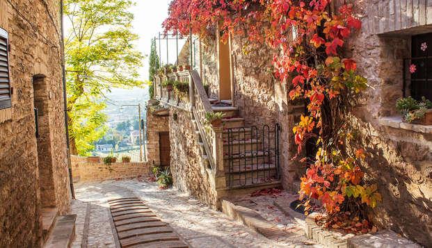 Weekend culturale a Perugia con ingresso a 5 musei