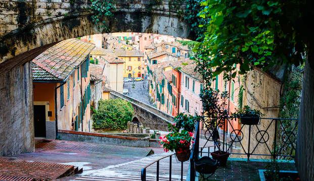 A due passi dal centro storico di Perugia con cena