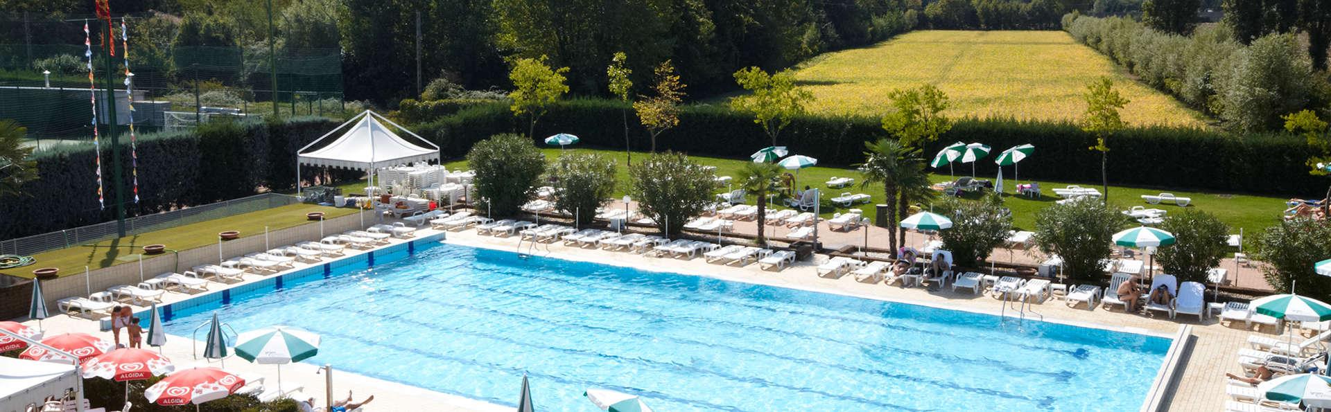 Week-end avec accès piscine et court de tennis à Venise (à partir de 2 nuits)