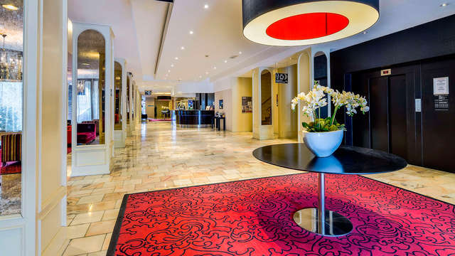 Mercure Liege City Centre Ramada Plaza Liege City Center