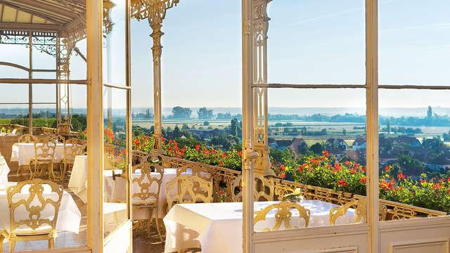 Séjour cocooning gastronomie et modelage au château d'Isenbourg