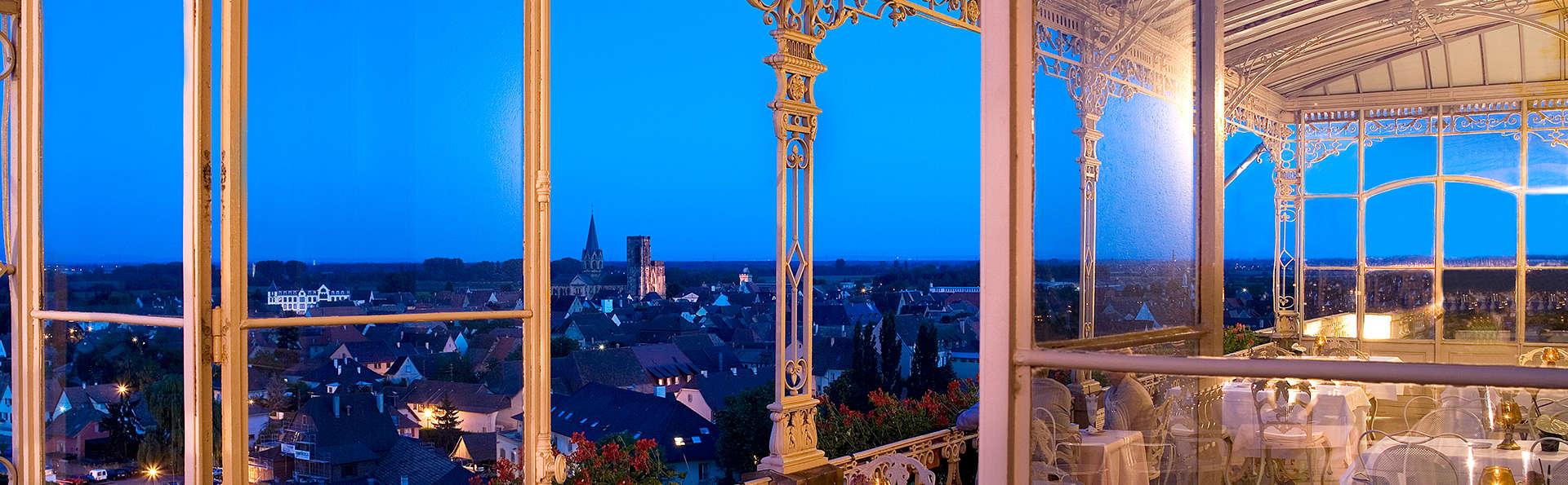 Offre spéciale : séjour détente dans un château 5* en Alsace (à partir de 2 nuits)