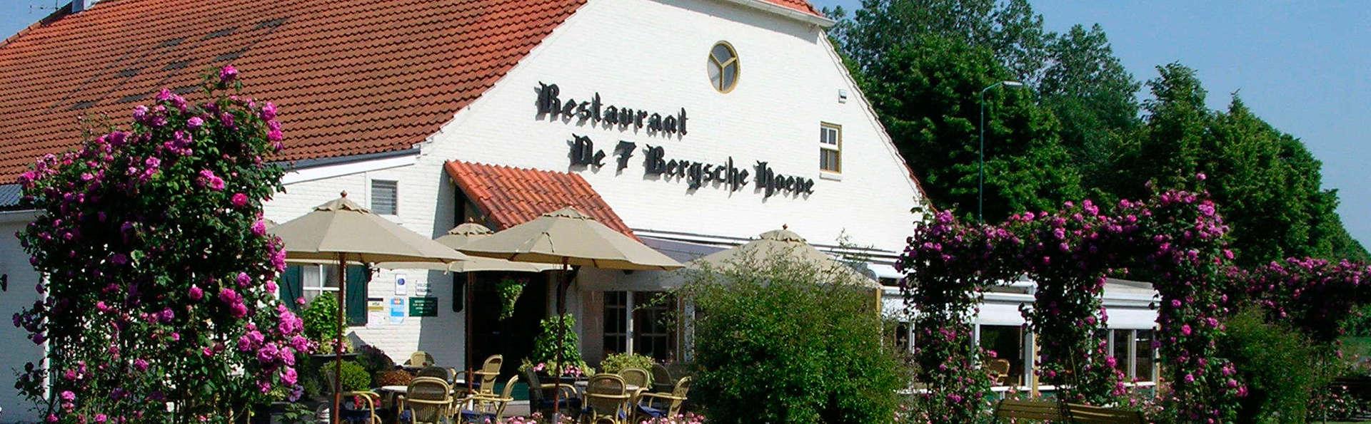 Verras je smaakpapillen in het Brabantse Zevenbergen  (vanaf 2 nachten)