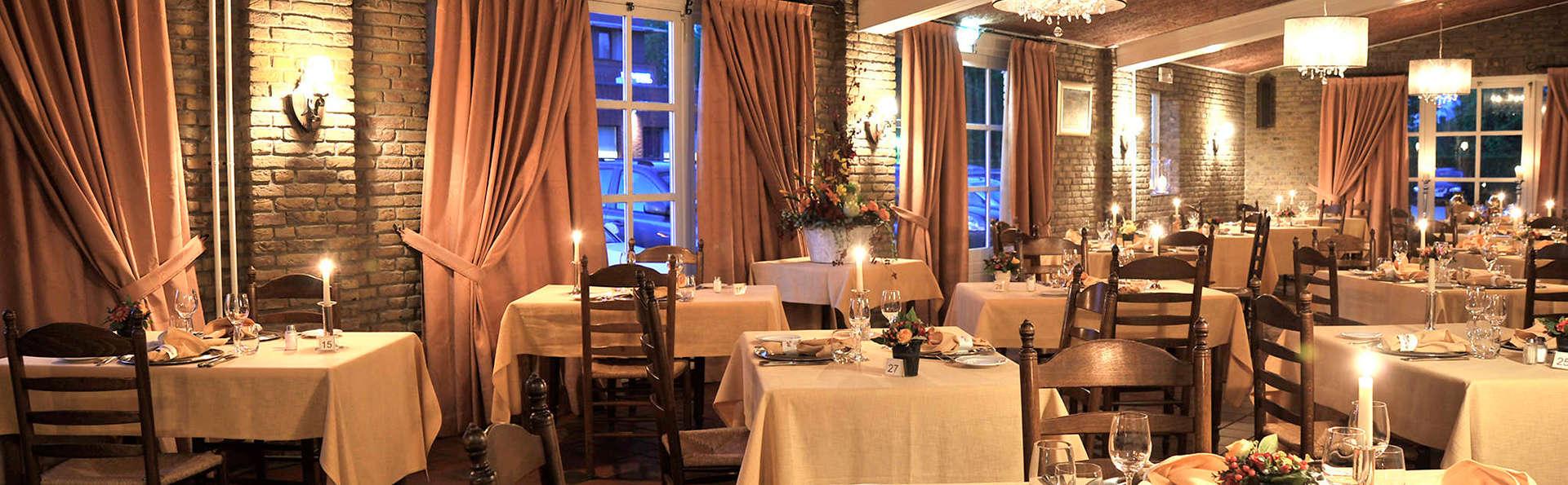Romanticismo e gastronomia a lume di candela nella bella Brabante (da 2 notti)