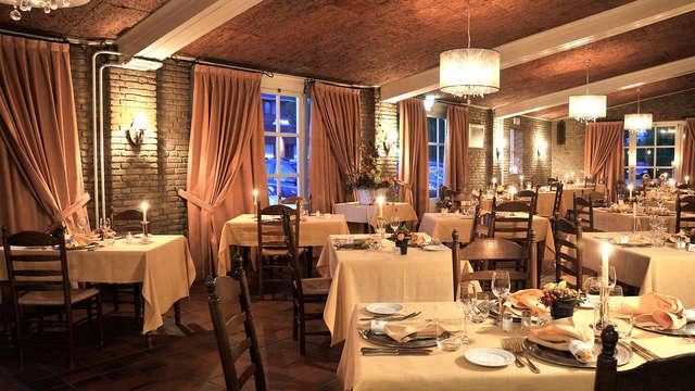 Gastronomía gourmet en el norte de Brabante (desde 2 noches)