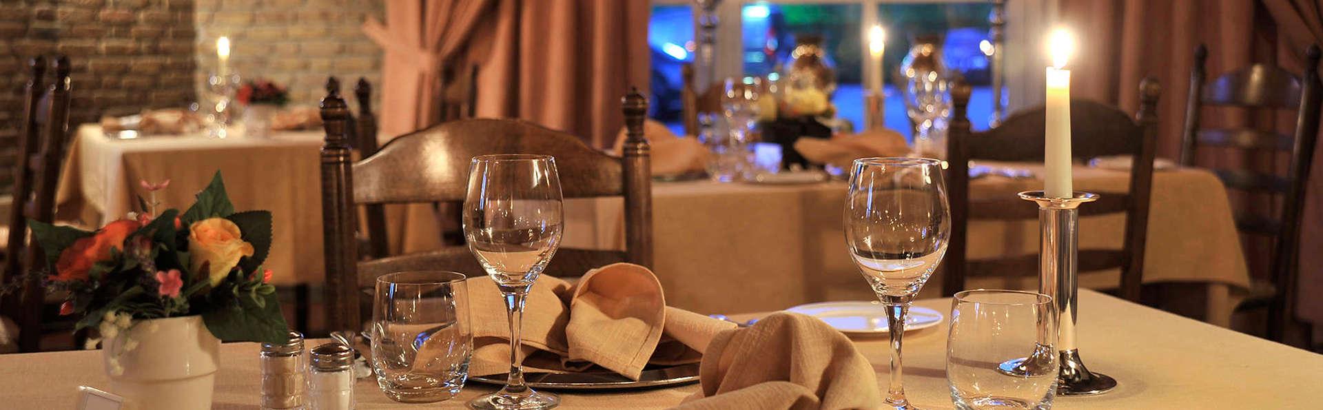 Luxe et dîner gastronomique au De 7 Bergsche Hoeve