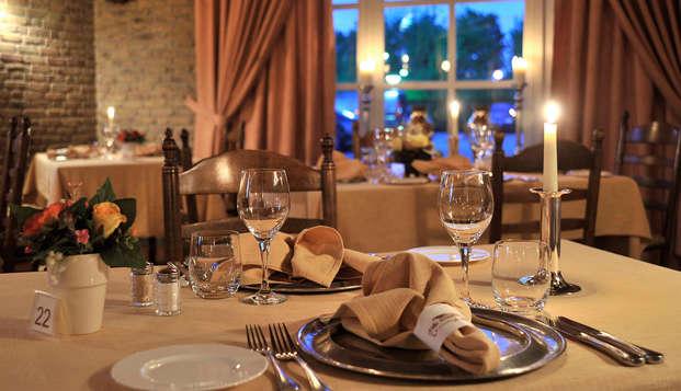 Comfort en gastronomisch genieten in De 7 Bergsche Hoeve