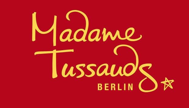 Descubre Berlín y accede al museo de cera de Madame Tussauds