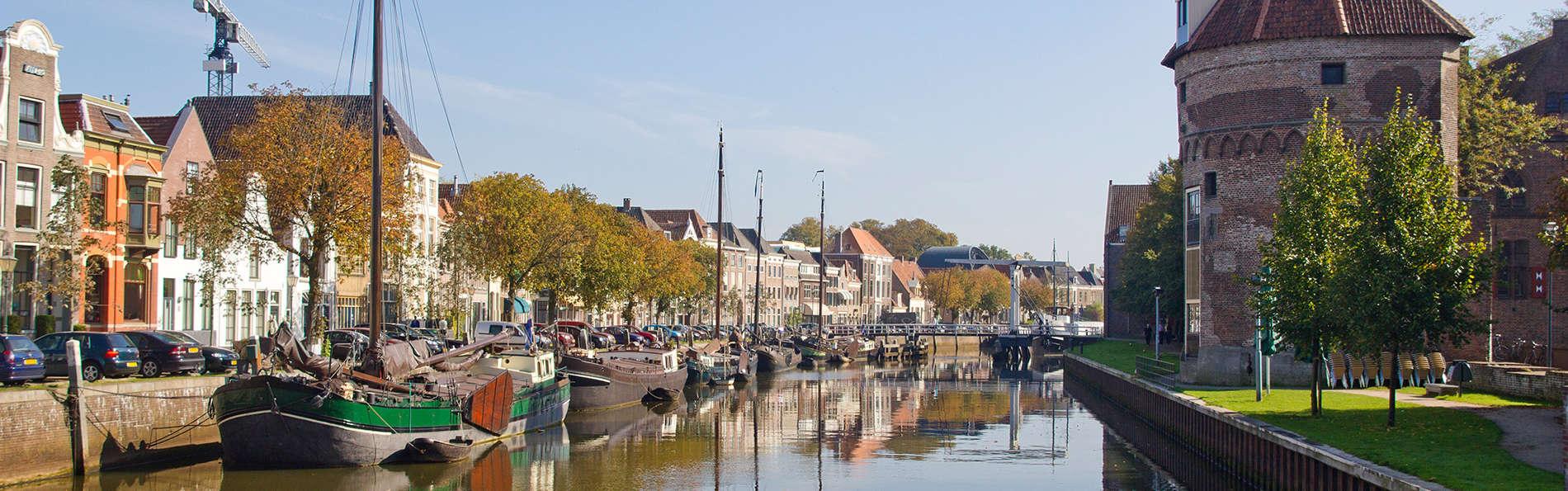 Découvrez la nature de la belle ville de Zwolle avec hébergement de luxe