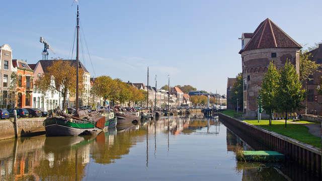 Ontdek de natuur van het prachtige Zwolle met luxe overnachting